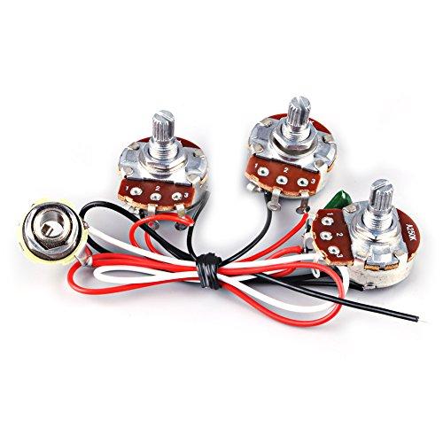 electric bass pots - 9