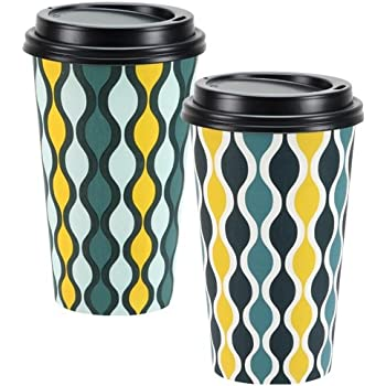 Amazon Com Party Dimensions Nicole 16 Count Hot Cold Cup