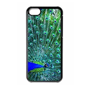 linJUN FENGProtection Cover Hard Case Of Peacock Cell phone Case For iphone 6 4.7 inch