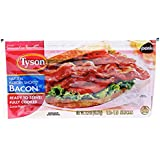 Tyson, Fully Cooked Bacon, 2.2 oz