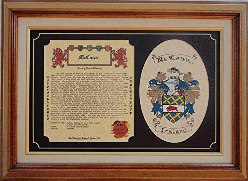 - Family History And Coat Of Arms.