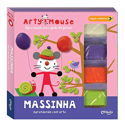 Arty Mouse Massinha Mandy Stanley