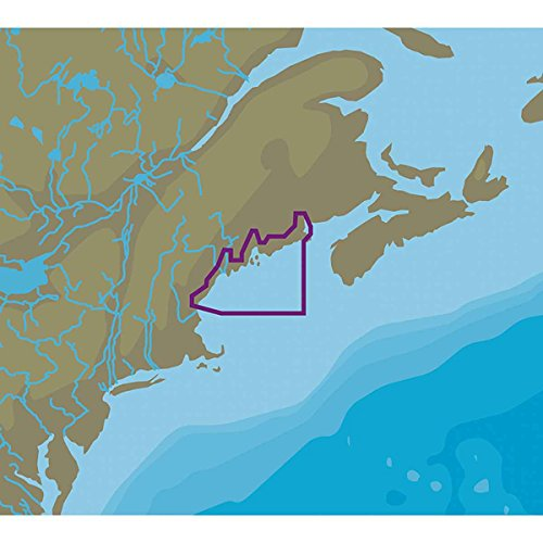 C-Map Nt+ Na-C330 C-Card Format Passamaquoddy Bay by C-MAP (Image #1)