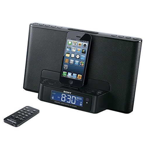 Sony Icfcs15ipn Lightning Alarm Clock...