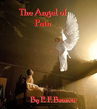 book cover of The Angel of Pain