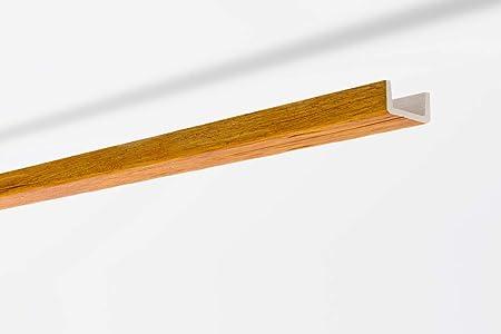Viga decorativa techo Imitaci/ón madera miel NMC NOMABEAM 100X100X3000mm Poliuretano 3 metros