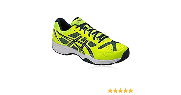 ASICS Gel Padel Exclusive 4 SG Zapatillas, Unisex-Adult, Amarillo ...