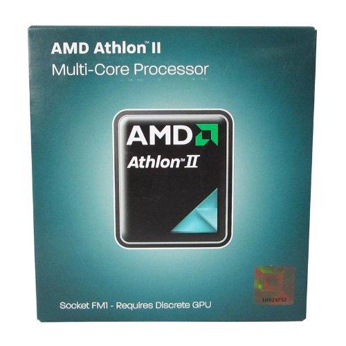 AMD Athlon II Chip Processor AD651KWNGXBOX