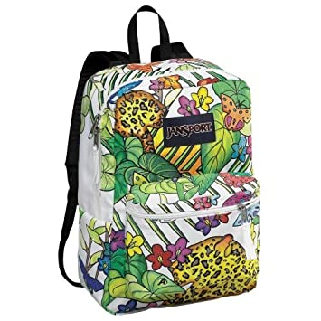Amazon.com : Academy Sports JanSport Super G Color Me Backpack ...