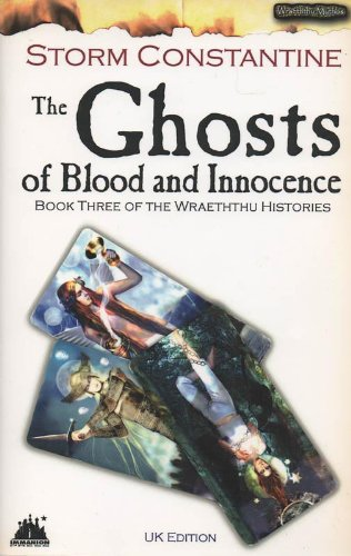 book cover of The Ghosts of Blood and Innocence