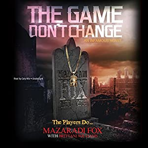 The Game Don't Change Audiobook