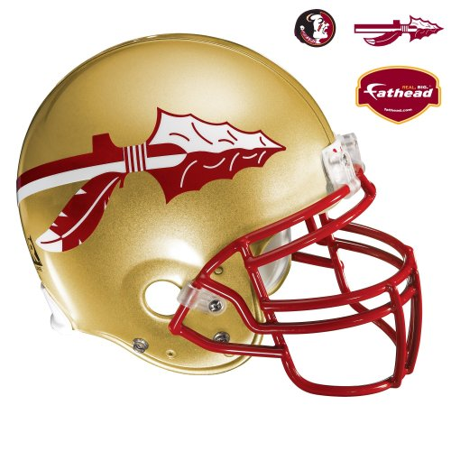Fathead NCAA Florida State Seminoles Florida State Seminoles Classic Helmet