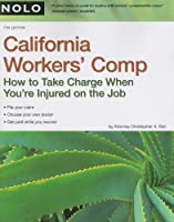 California Workers' Comp, 7th Edition Front Cover