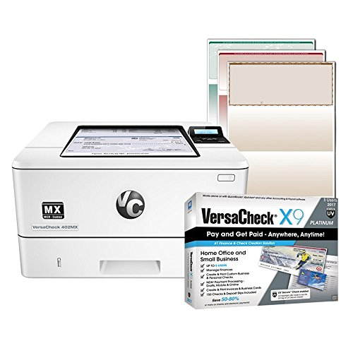 VersaCheck Platinum 402MX MICR Printer Value ()