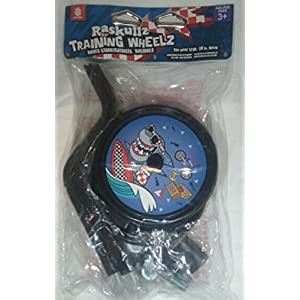 "Raskullz Shark Attax Training Wheels (12 20"" bikes)"