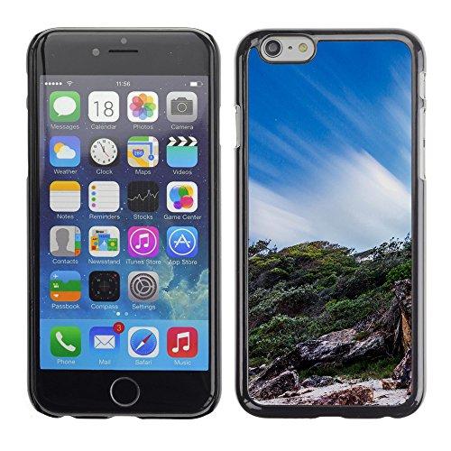 """Premio Sottile Slim Cassa Custodia Case Cover Shell // F00030137 Rocky shore // Apple iPhone 6 6S 6G 4.7"""""""