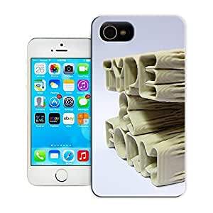 Unique Phone Case 3D Art Type Form Hard Cover for iPhone 4/4s cases-buythecase