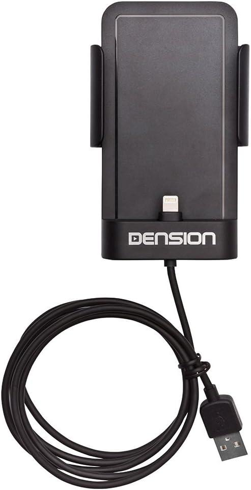 Dension gateway 500s 500s BT pro profesional soporte de carga iPhone se 5 5s 6 6s 7 Plus