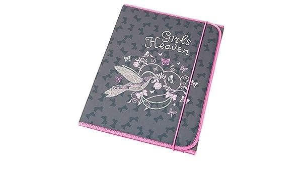Schneiders Viena 49431-075 - Sujetador Archivo Girls Cielo, Alrededor de 25 x 32,5 x 1,5 cm, Gris: Amazon.es: Juguetes y juegos
