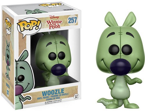 POP! Vinilo - Disney Winnie the Pooh Woozle