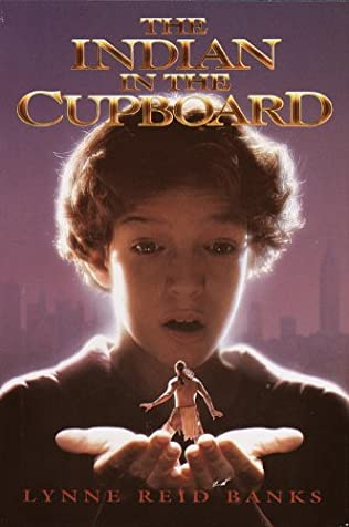 book cover of Indian in the Cupboard