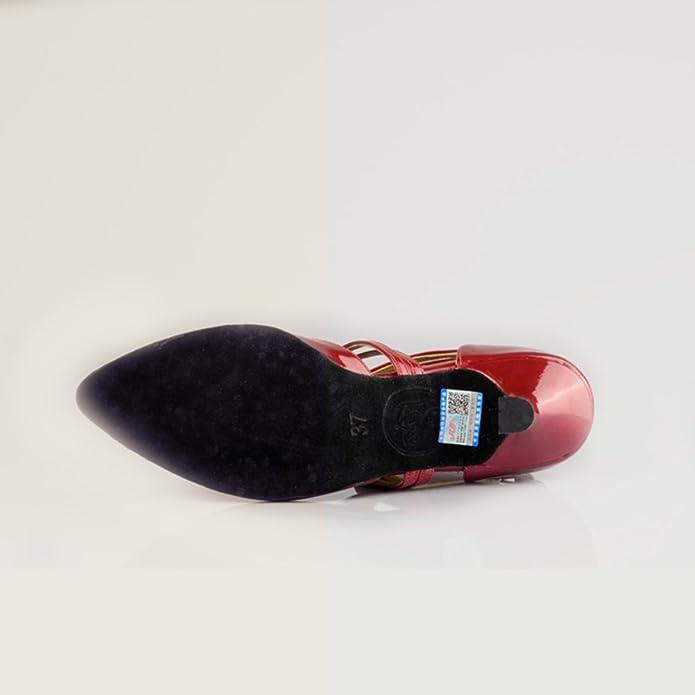 a7b90dafcbf83b Frauen moderne Schuhe Erwachsene weichen Boden GB Waltz Schuhe Die ersten  beiden Teile Tanzschuhe-A Fußlänge 23.3CM(9.2Inch)  Amazon.de  Schuhe   ...