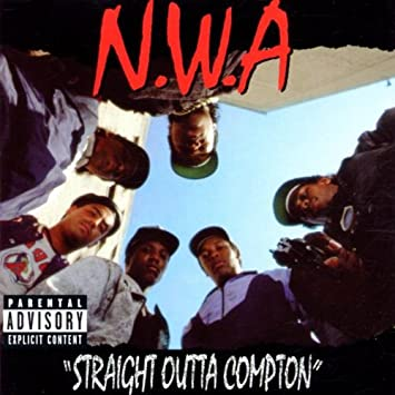 「Straight Outta Compton」の画像検索結果