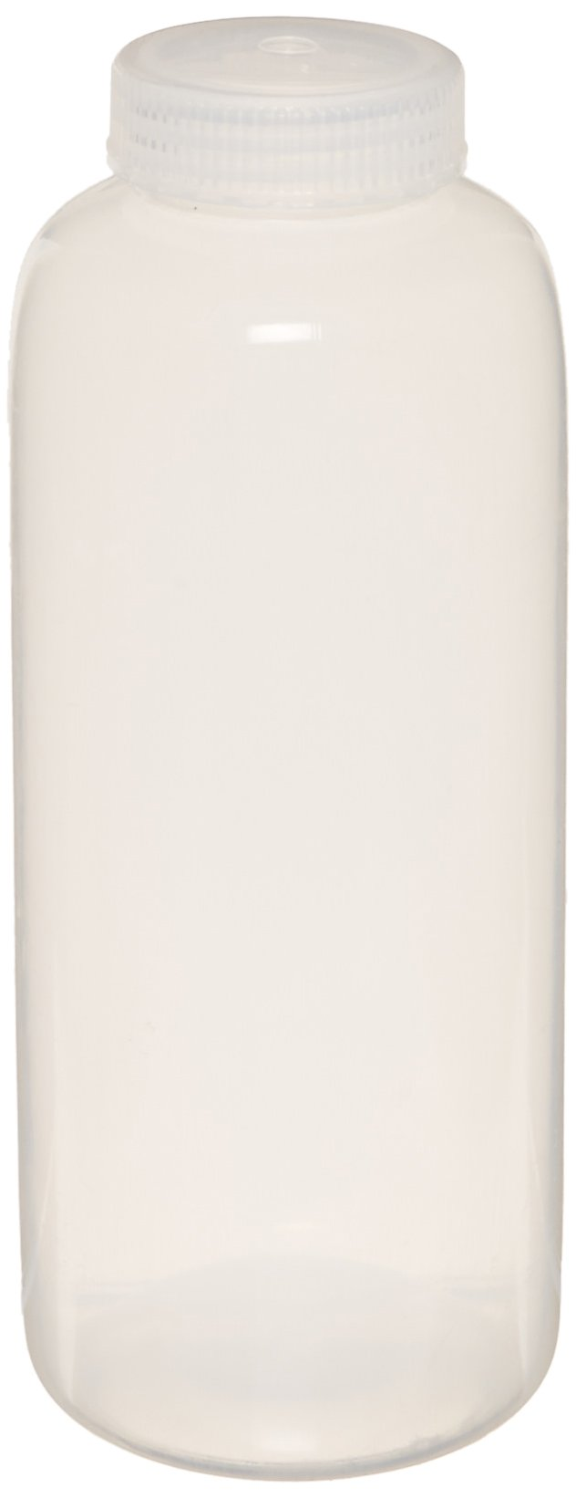 United Scientific 33310 Polypropylene Wide Mouth Reagent Bottles, 1000ml Capacity (Pack of 6)