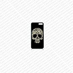 Krezy Case amazon fire phone case- floral skull amazon fire phone case, amazon fire phone case for cell phone