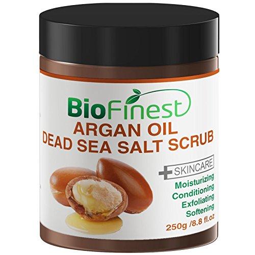 Biofinest Argan Dead Salt Scrub product image