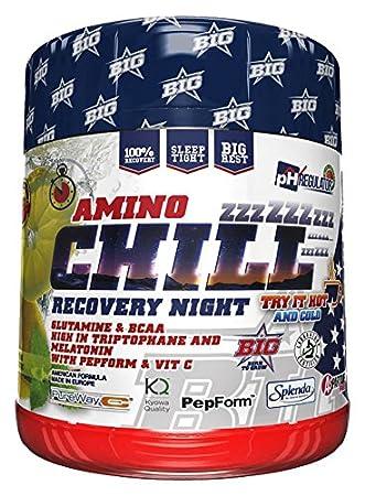 BIG Amino Chill 300 gr Limon con Extracto de Melisa: Amazon.es: Salud y cuidado personal