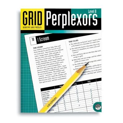 MindWare Grid Perplexors: Level -