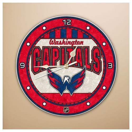 Washington Nationals Clock (NHL Washington Capitals 12