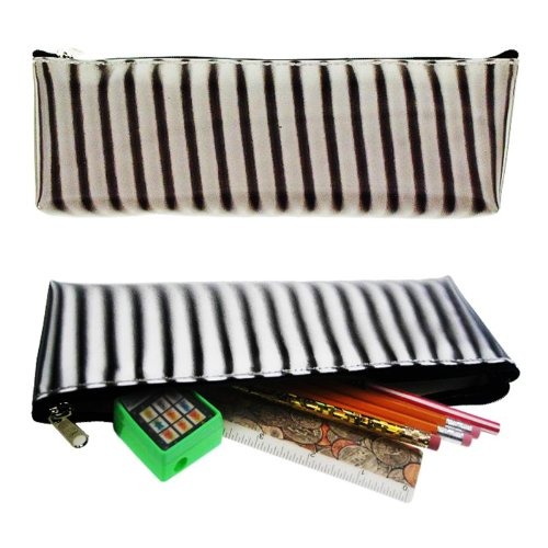 Price comparison product image Lenticular Coin Purse / Holder / Case, SOBRE , BLACK, WHITE, ZEBRA STRIPES