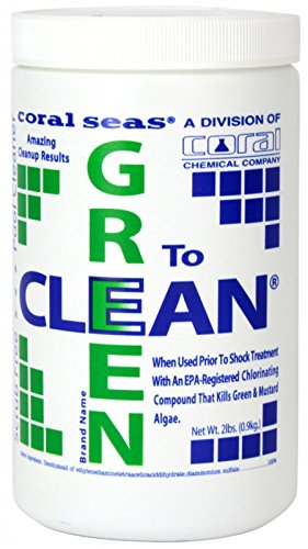 Green To Clean - 2 lbs. by Coral Seas