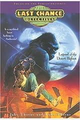 Legend of the Desert Bigfoot (book) Paperback