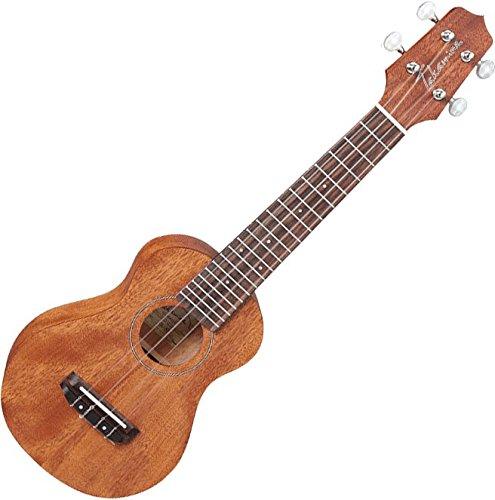 Takamine GUS1 Soprano Acoustic Ukulele Natural