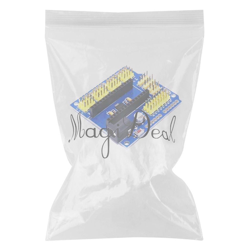 MagiDeal 3W 2W LED Driver 700mA PWM Oscurecimiento DC-DC 5-35V M/ódulo de Corriente Constante Accesorios de Alta Calidad