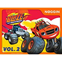 Blaze and the Monster Machines Volume 2