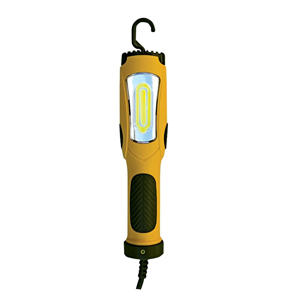 Voltec 08-00627 8W 500 Lumens COB LED Handheld Work Light by Voltec