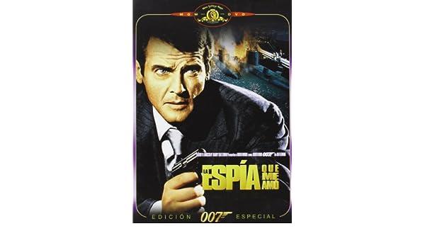 Amazon.com: Espia Que Me Amo, La (Import Movie) (European Format - Zone 2) (2009) Roger Moore; Barbara Bach; Richard Ki: Movies & TV