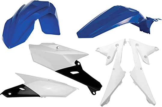 Cycra Performance Front Fender Blue for Yamaha YZ426F 2000-2002