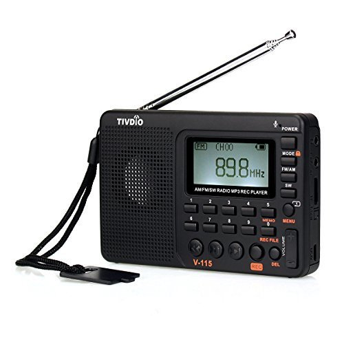 Portable Shortwave Radio