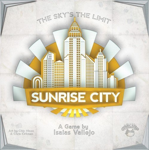 Sunrise City Board Game by Game Salute