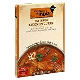 Kitchens Of India BG14901 Kitchens Of India Paste For Chicken Curry - 6x3.5OZ by Kitchens Of India