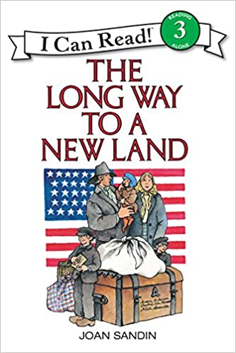 The Long Way To A New Land (I Can Read Level 3) Ebook Rar