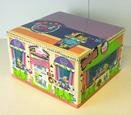 Littlest Pet Shop - Blind Bag - W1 13 - The Pets Collection - sealed Case of 24 Blind Bag - Sealed Blind Box