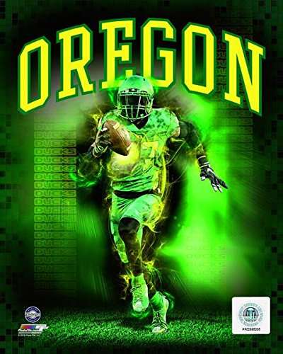 Oregon Ducks Player Composite Photo (Size: 11