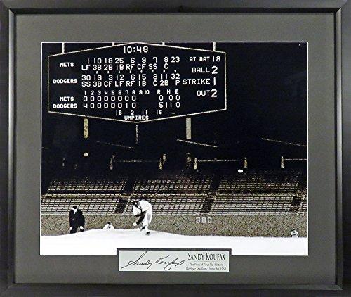 (LA/Brooklyn Dodgers Sandy Koufax