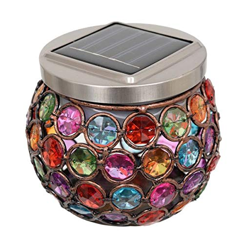 Smart Garden Multi Glow Gem Solar Jar Smart Garden Products LTd